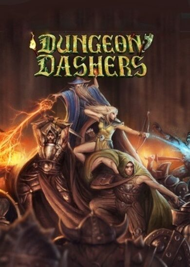 Dungeon Dashers Steam Key GLOBAL