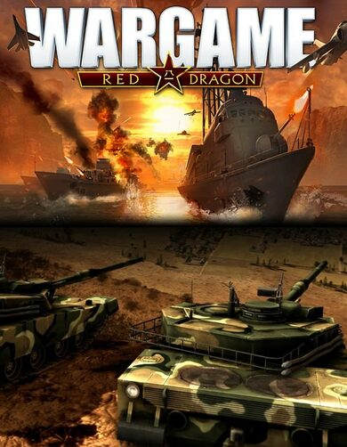 Wargame: Red Dragon Steam Key EUROPE