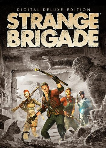 Strange Brigade Deluxe Edition Steam Key GLOBAL