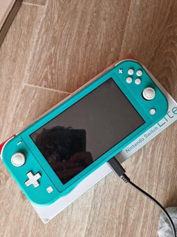 Nintendo Switch Lite (Bleu Turquoise)