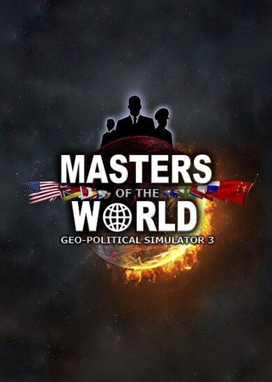 Masters of the World - Geopolitical Simulator 3 Steam Key GLOBAL фото