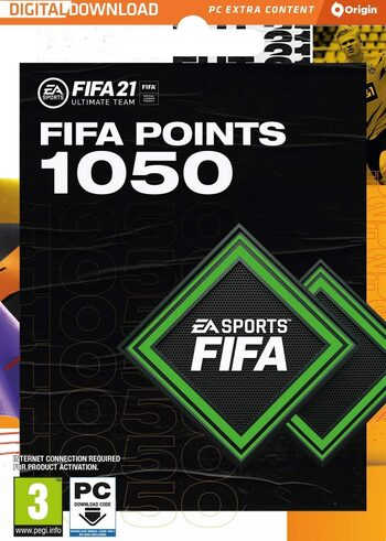 FIFA 21 - 1050 FUT Points Origin Key GLOBAL