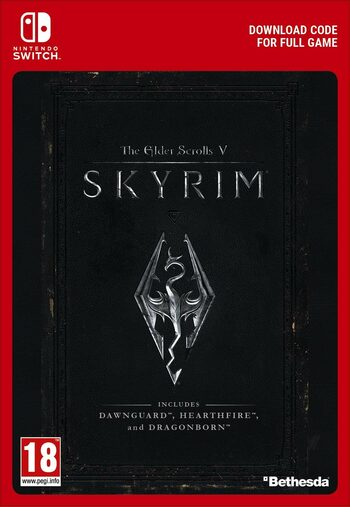 The Elder Scrolls V: Skyrim (Nintendo Switch) eShop Key EUROPE