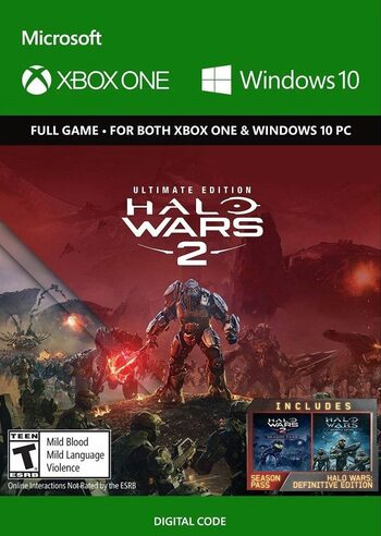 Halo Wars 2 (Ultimate Edition) (PC/Xbox One) Xbox Live Key GLOBAL