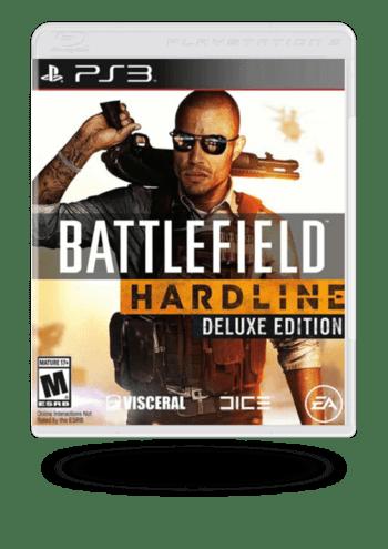 Battlefield Hardline Deluxe Edition PlayStation 3