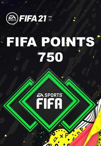 FIFA 21 - 750 FUT Points (Nintendo Switch) eShop Key UNITED STATES