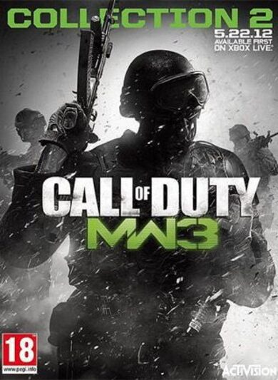Call of Duty: Modern Warfare 3 - Collection 2 (DLC) Steam Key EUROPE