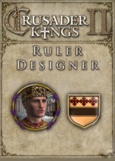 Crusader Kings II - Ruler Designer (DLC) Steam Key GLOBAL фото