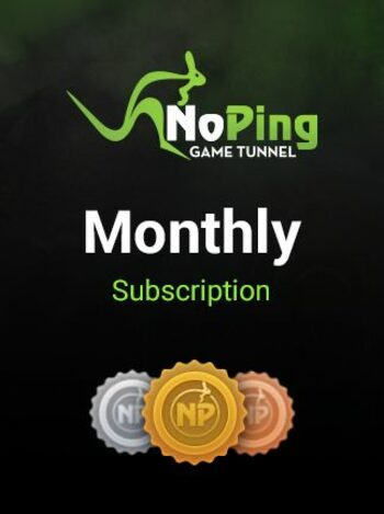 NoPing  1 Month Key GLOBAL