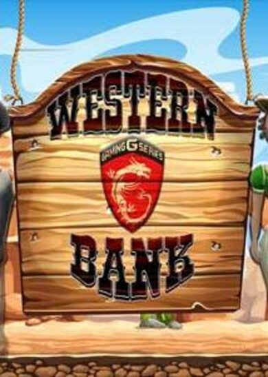 Western Bank VR Steam Key GLOBAL