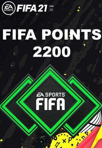 FIFA 21 - 2200 FUT Points (Nintendo Switch) eShop Key UNITED STATES