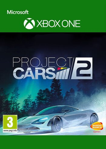 Project Cars 2 (Xbox One) Xbox Live Key UNITED STATES