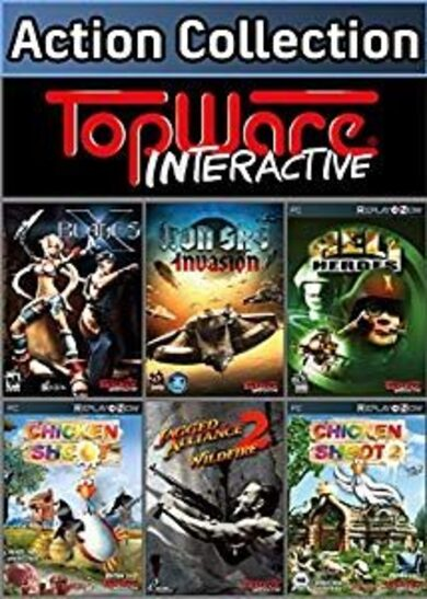 TopWare Action Collection Steam Key GLOBAL
