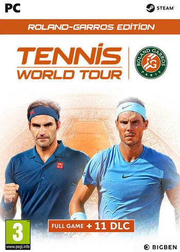 Tennis World Tour: Roland Garros Edition Steam Key GLOBAL