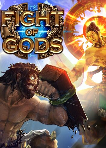 Fight of Gods Steam Key GLOBAL