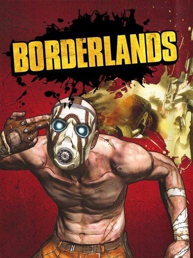 Borderlands Steam Key EUROPE