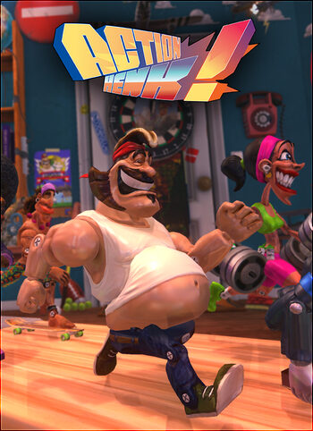 Action Henk Steam Key GLOBAL