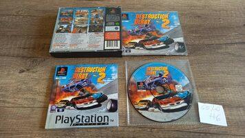 Destruction Derby 2 PlayStation