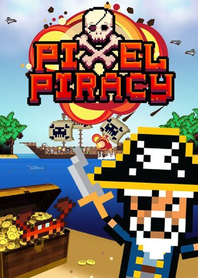 Pixel Piracy Steam Key GLOBAL фото