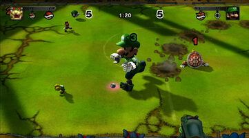 Get Mario Strikers Charged Wii