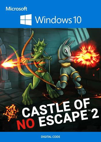 Castle of no Escape 2 - Windows 10 Store Key UNITED KINGDOM