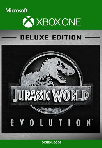 Jurassic World Evolution - Deluxe Bundle XBOX LIVE Key UNITED STATES