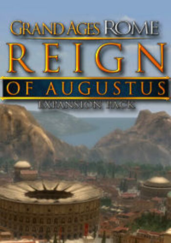 Grand Ages: Rome - Reign of Augustus (DLC) Steam Key GLOBAL