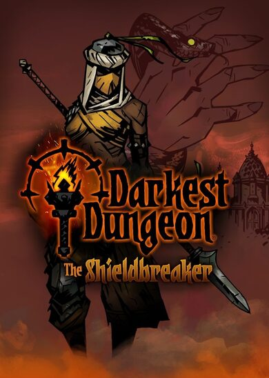 Darkest Dungeon - The Shieldbreaker (DLC) Steam Key GLOBAL фото