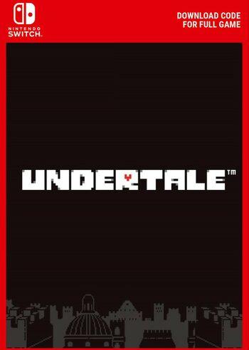 Undertale (Nintendo Switch) eShop Key EUROPE