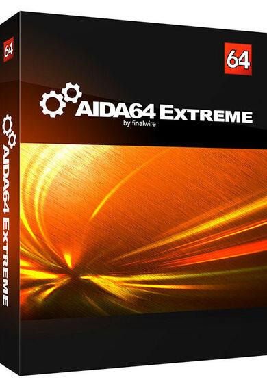 AIDA64 Extreme Licence Key GLOBAL