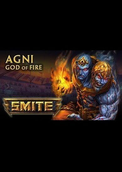 SMITE - Agni & Curse Agni Skin Key