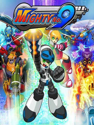 Mighty No. 9 Steam Key GLOBAL