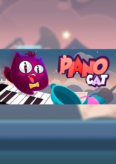Piano Cat Steam Key GLOBAL