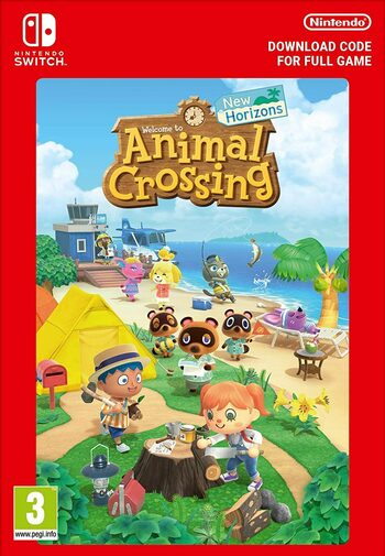 Animal Crossing: New Horizons (Nintendo Switch) eShop Key UNITED STATES