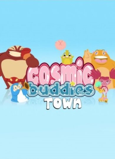 Cosmic Buddies Town Steam Key GLOBAL