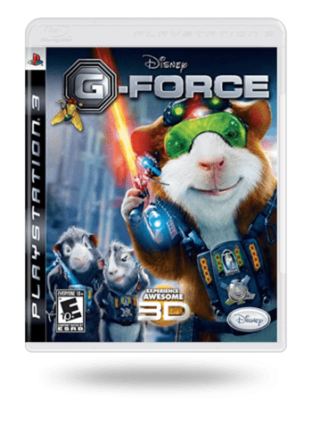 G-Force: The Video Game PlayStation 3