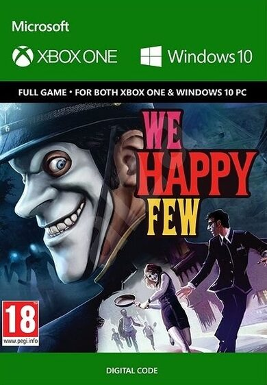 Gearbox Publishing / We Happy Few (Xbox One) Xbox Live Key UNITED STATES