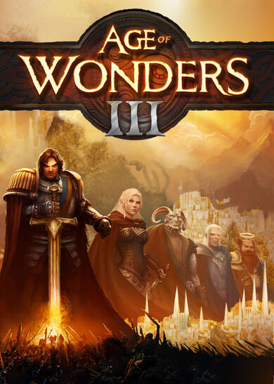 Age of Wonders III - Full DLC Pack Steam Key GLOBAL