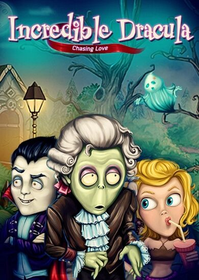 Incredible Dracula: Chasing Love (Collector's Edition) Steam Key GLOBAL
