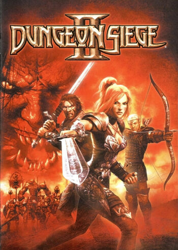 Dungeon Siege II Steam Key GLOBAL