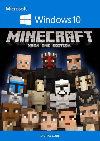 Minecraft Star Wars Prequel Skin Pack (DLC) - Windows 10 Store Key EUROPE