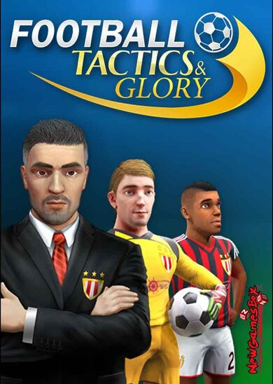Football, Tactics & Glory Steam Key GLOBAL