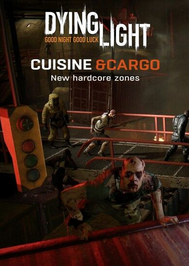 Dying Light - Cuisine & Cargo (DLC) Steam Key GLOBAL