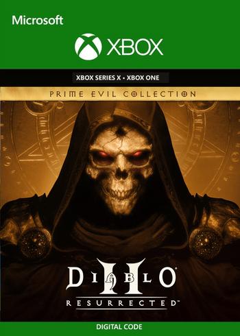 Diablo II: Resurrected - Prime Evil Collection XBOX LIVE Key GLOBAL