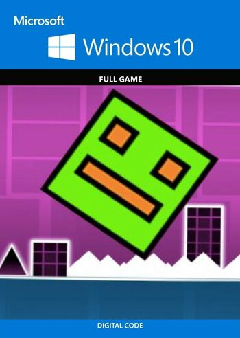 Geometry Dash Classic - Windows 10 Store Key UNITED STATES