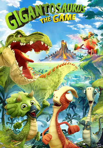 Gigantosaurus The Game Steam Key GLOBAL