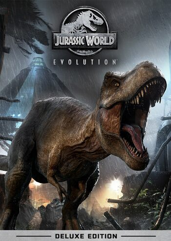 Jurassic World Evolution (Deluxe Edition) Steam Key GLOBAL