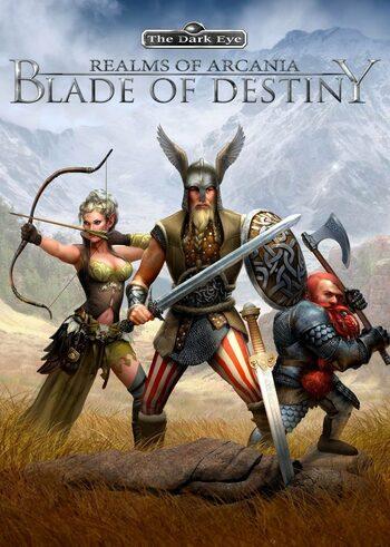 Realms of Arkania: Blade of Destiny Steam Key GLOBAL