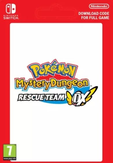 Pokemon Mystery Dungeon: Rescue Team DX (Nintendo Switch) eShop Key EUROPE