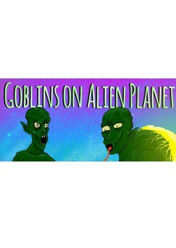 Goblins on Alien Planet Steam Key GLOBAL